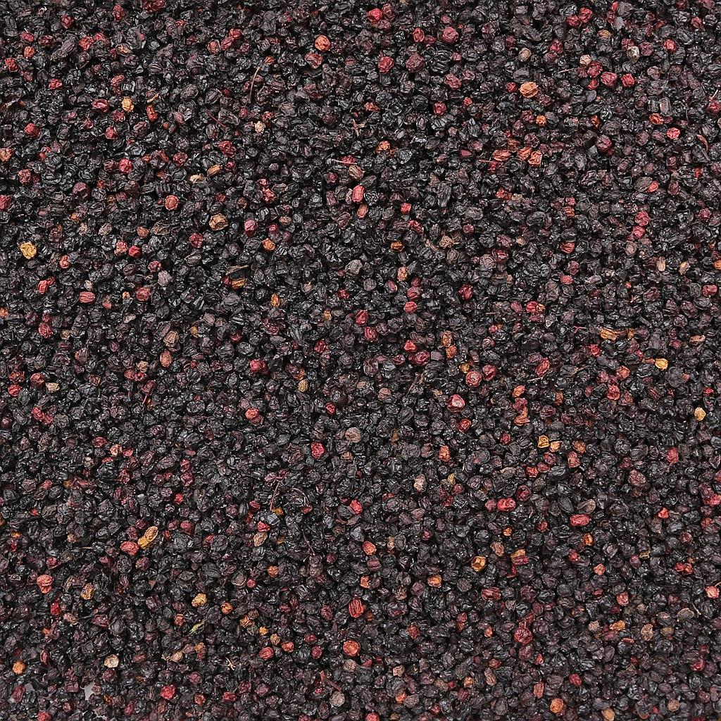 ORGANIC ELDERBERRY, whole