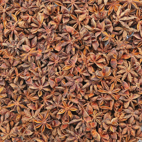 ORGANIC STAR ANISE, whole pods