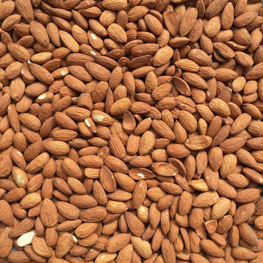 ALMONDS, California, sustainably grown-Nut-Essential Organic Ingredients