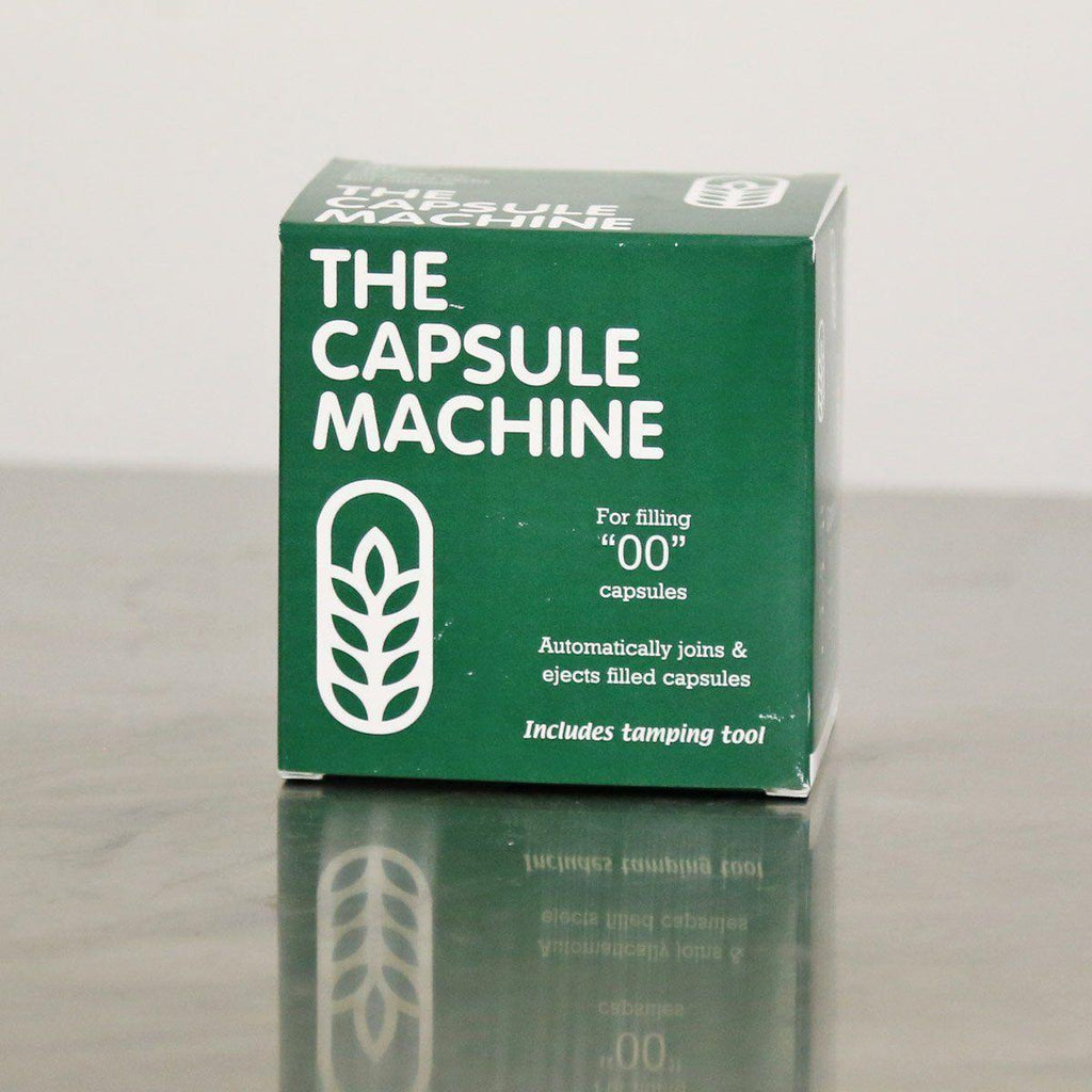 CAPSULE MACHINE-Ingredient-Essential Organic Ingredients
