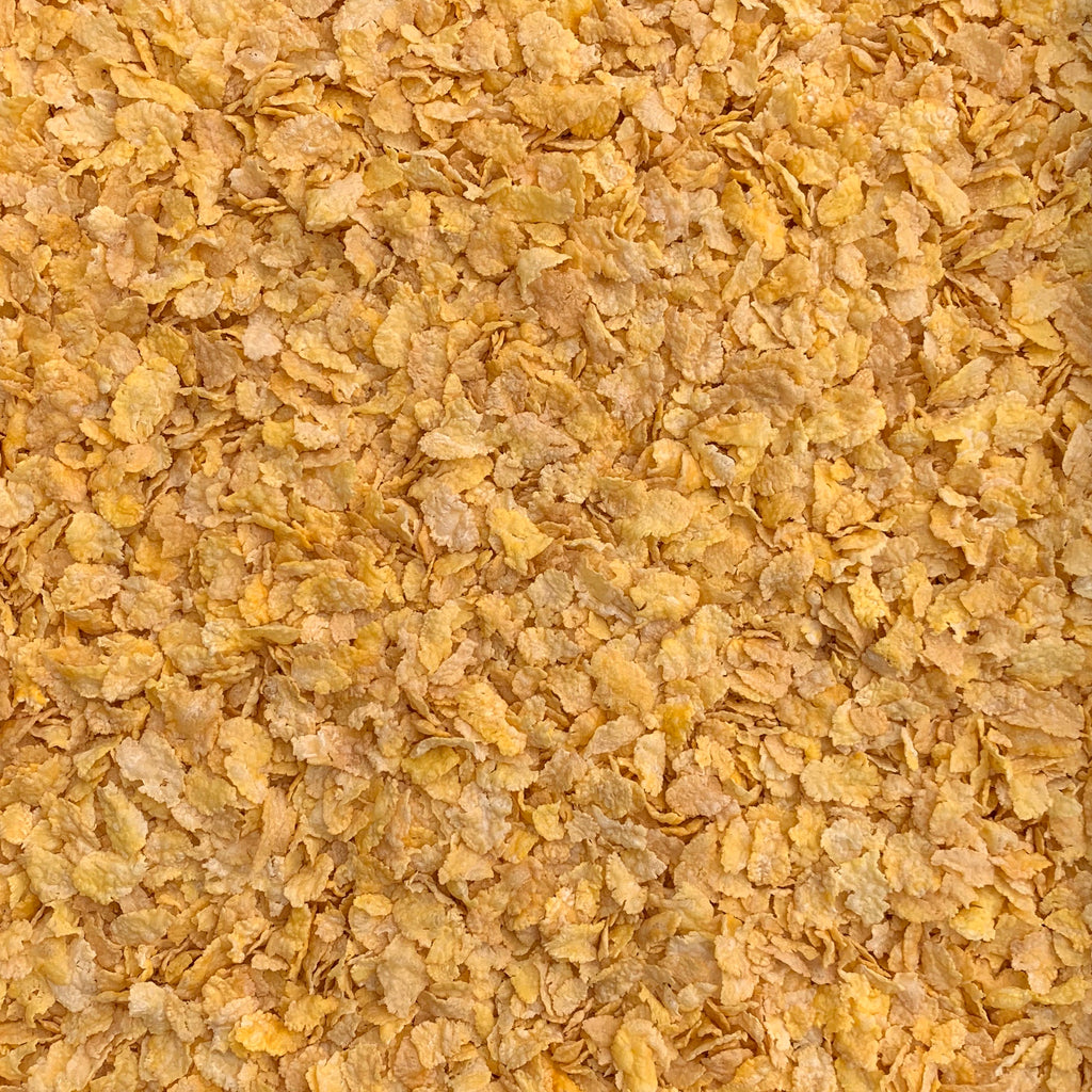 CORN FLAKES, unsweetened