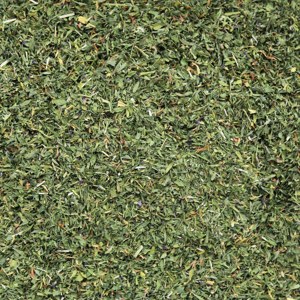 ORGANIC ALFALFA LEAF, c/s-Botanical Herb-Essential Organic Ingredients