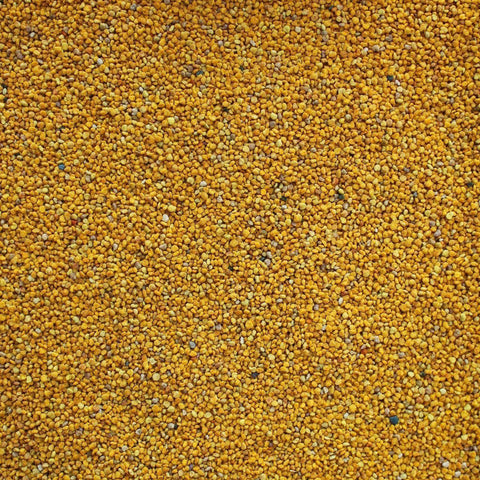 ORGANIC BEE POLLEN, Spanish-Ingredient-Essential Organic Ingredients