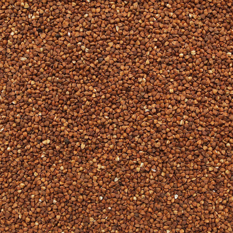 ORGANIC BUCKWHEAT, roasted (Kasha)-Grain-Essential Organic Ingredients