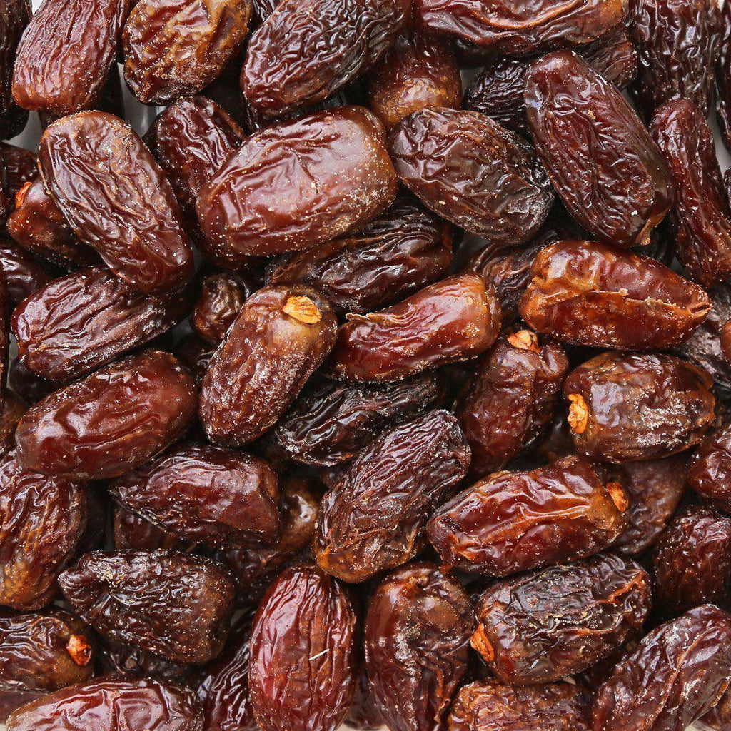 ORGANIC DATES, Medjool, whole, jumbo-Dried Fruit-Essential Organic Ingredients