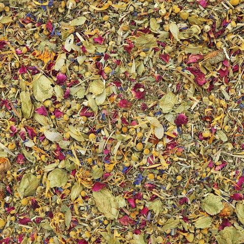 ORGANIC HERBAL NIGHTTIME TEA BLEND-Tea-Essential Organic Ingredients