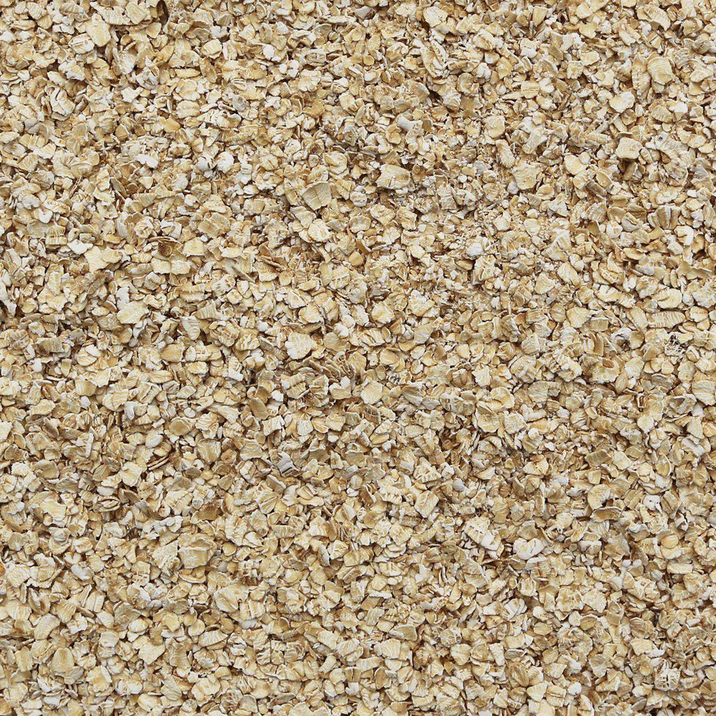 ORGANIC OATS, quick rolled-Grain-Essential Organic Ingredients