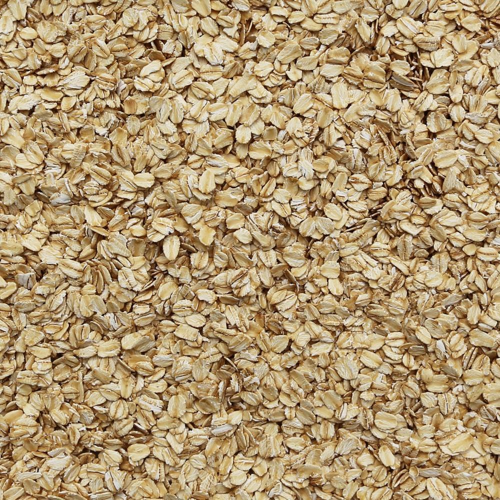 ORGANIC OATS, regular/thick rolled-Grain-Essential Organic Ingredients