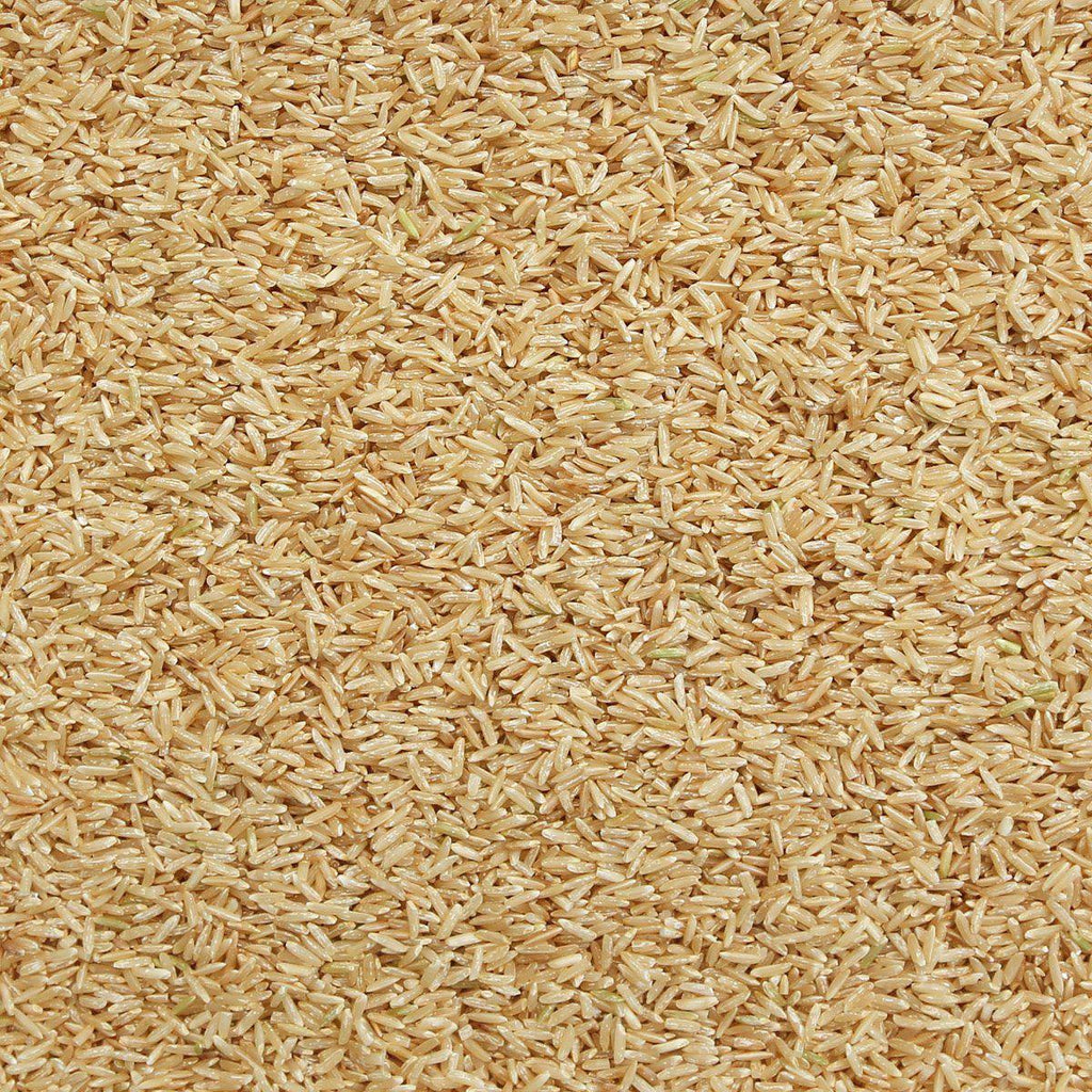 ORGANIC RICE, long grain, brown-Grain-Essential Organic Ingredients