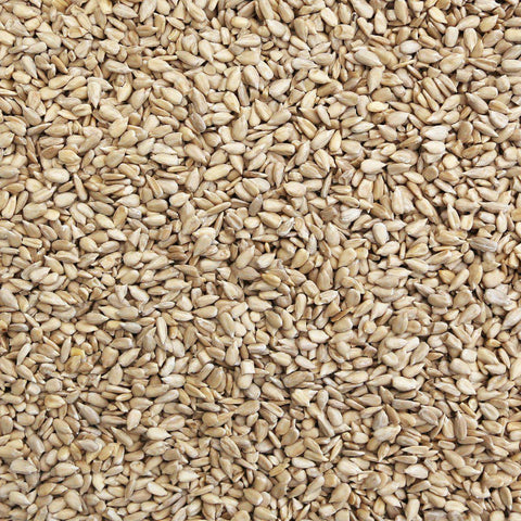 ORGANIC SUNFLOWER SEEDS, raw, shelled, imported-Seed-Essential Organic Ingredients