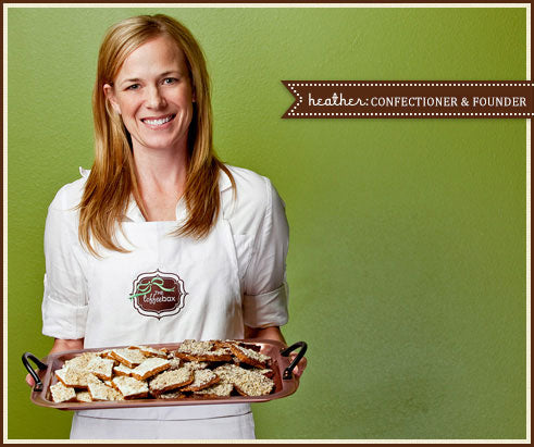 Heather: Confectioner & Owner
