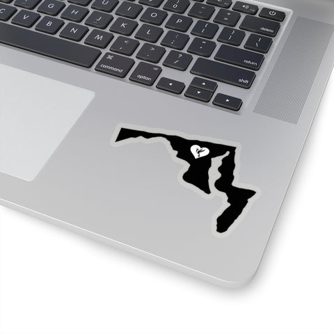 Image of Maryland - Hummingbird Lover Sticker