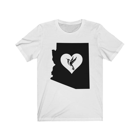 Image of Arizona - Hummingbird Lover Tee