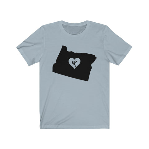 Image of Oregon - Hummingbird Lover Tee