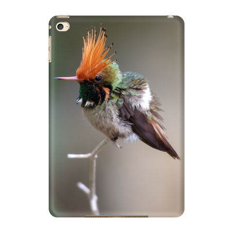 Tablet Cases - Rufous-crested Coquette