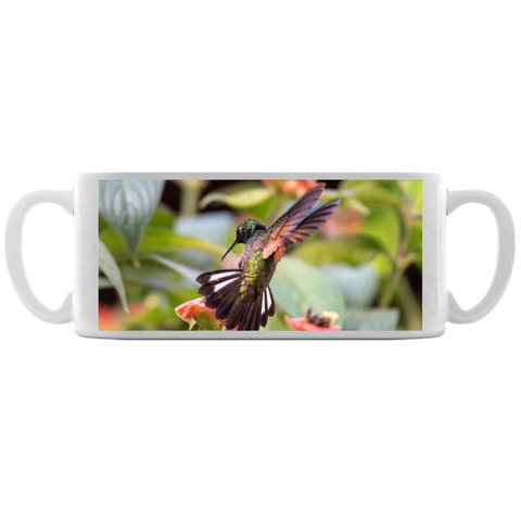 Stripe-tailed Hummingbird Coffee Mug