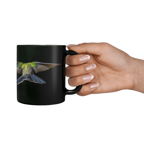 Broad-billed Hummingbird Coffee Mug