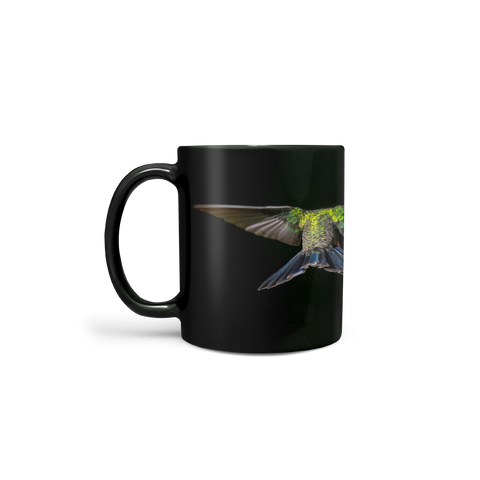 Image of Broad-billed Hummingbird Coffee Mug