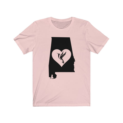 Image of Alabama - Hummingbird Lover Tee