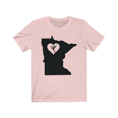 Image of Minnesota - Hummingbird Lover Tee