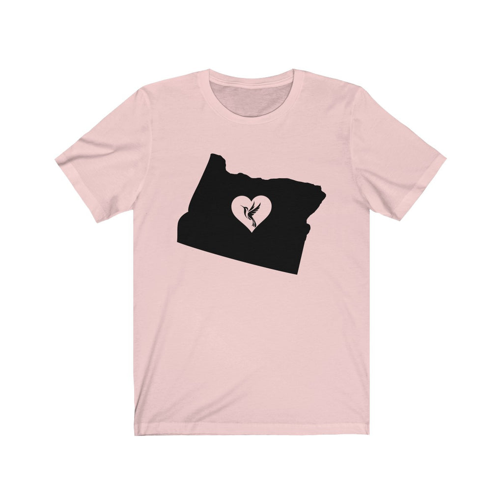 Oregon - Hummingbird Lover Tee
