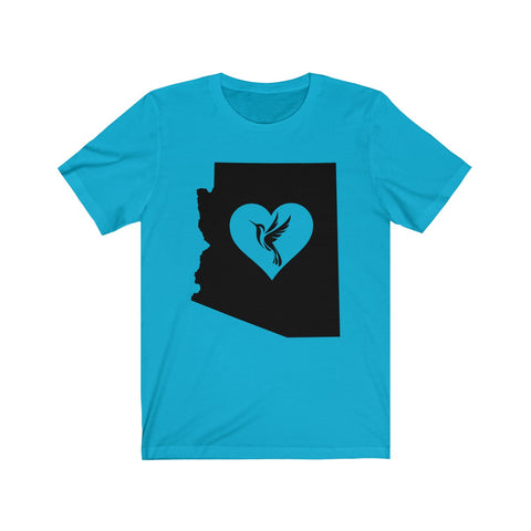 Arizona - Hummingbird Lover Tee
