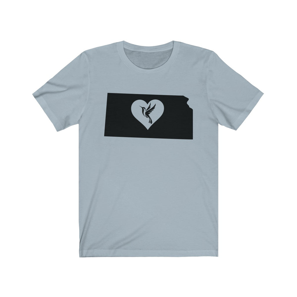Kansas - Hummingbird Lover Tee