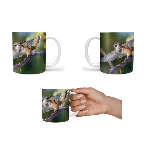 Allen's Hummingbird Coffee Mug
