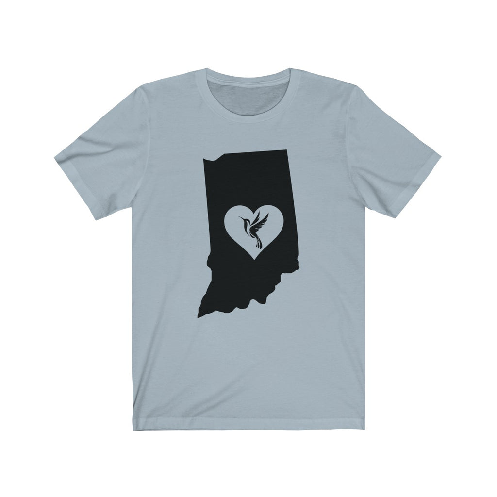 Indiana - Hummingbird Lover Tee