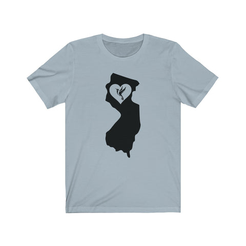 Image of New Jersey - Hummingbird Lover Tee