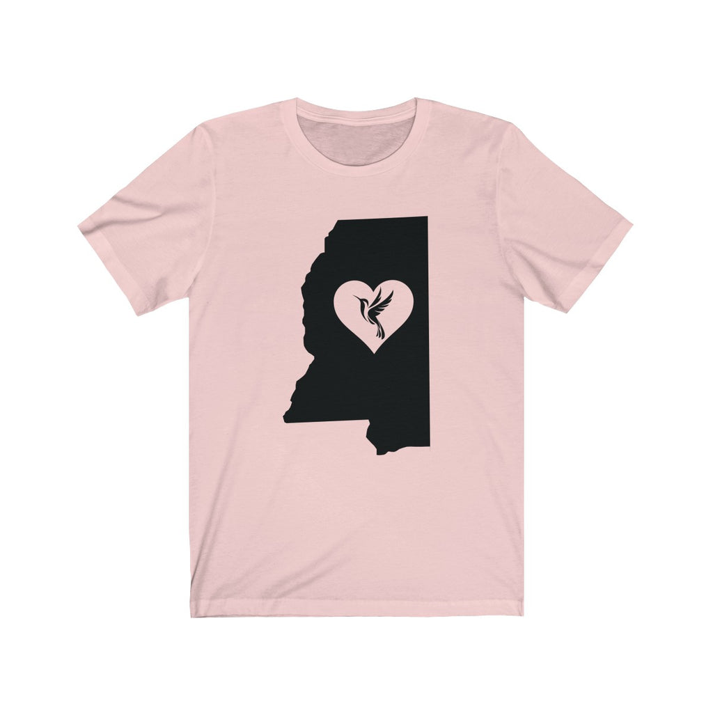 Mississippi - Hummingbird Lover Tee