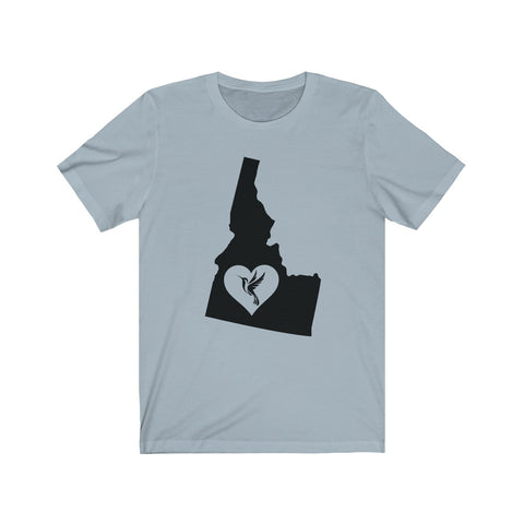 Image of Idaho - Hummingbird Lover Tee