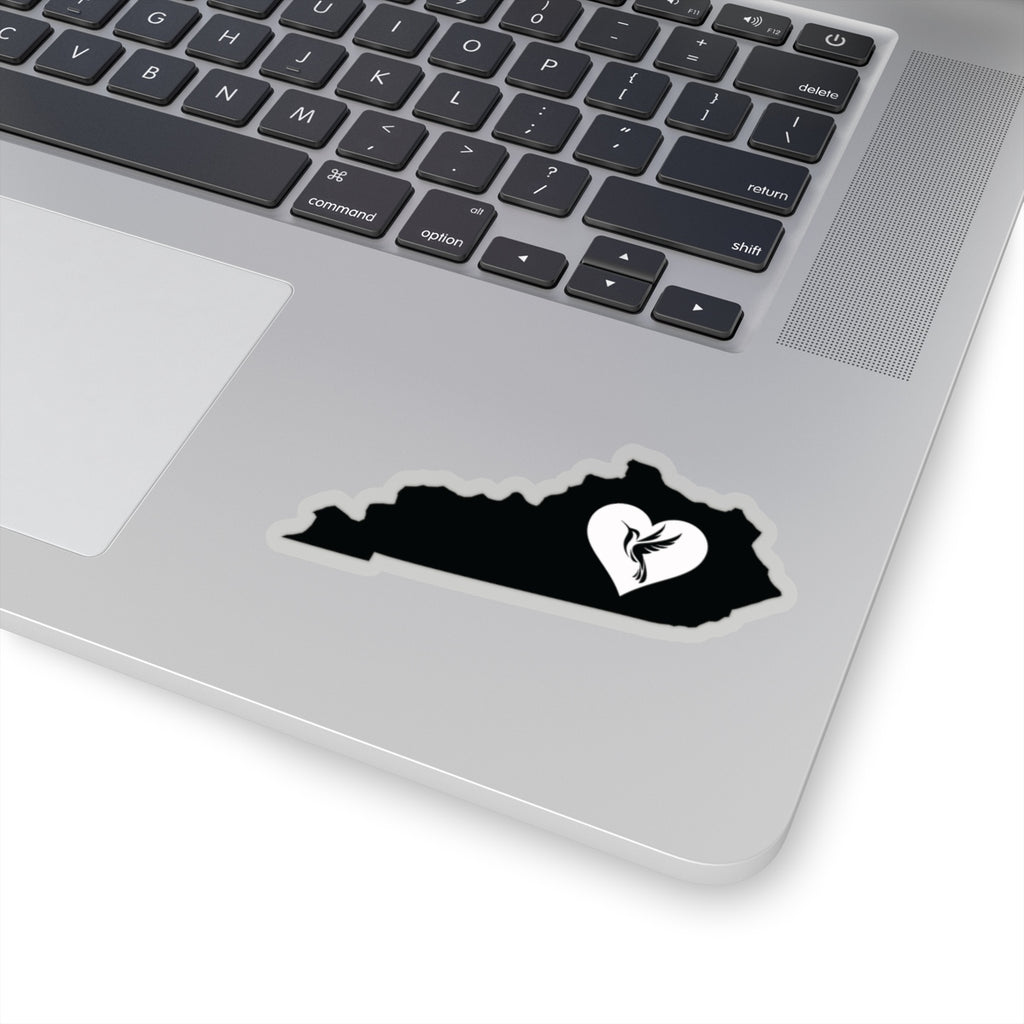 Kentucky -  Hummingbird Lover Sticker