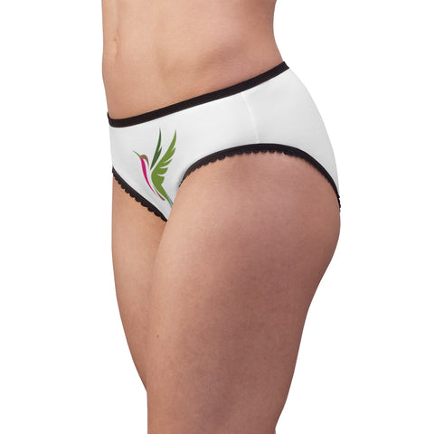Hummingbird Spot Logo Women's Briefs