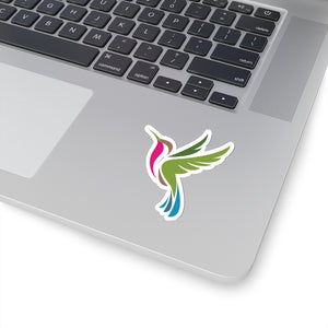 Hummingbird Spot Logo Decals