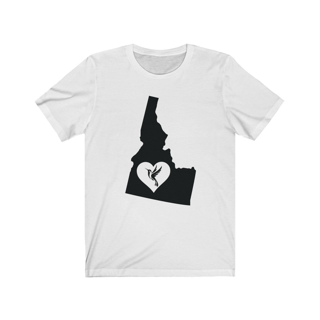 Idaho - Hummingbird Lover Tee