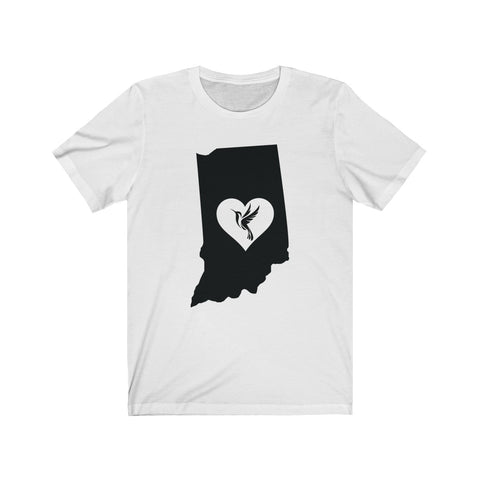 Image of Indiana - Hummingbird Lover Tee