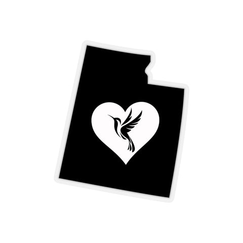 Image of Utah - Hummingbird Lover Sticker