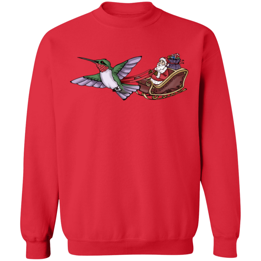 Who Needs Rudolph Men's Holiday Pullover Sweatshirt