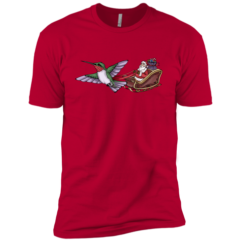 Image of Who Needs Rudolph? Premium Short Sleeve T-Shirt