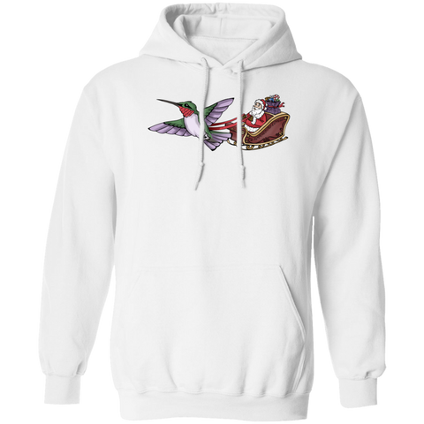 Image of Who Needs Rudolph Women's Holiday Pullover Hoodie