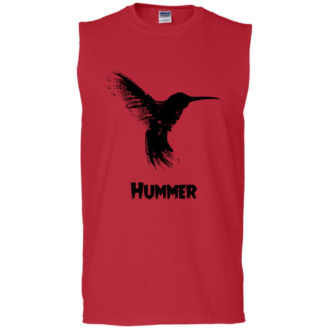 Image of Hummer Men's Sleeveless T-Shirt