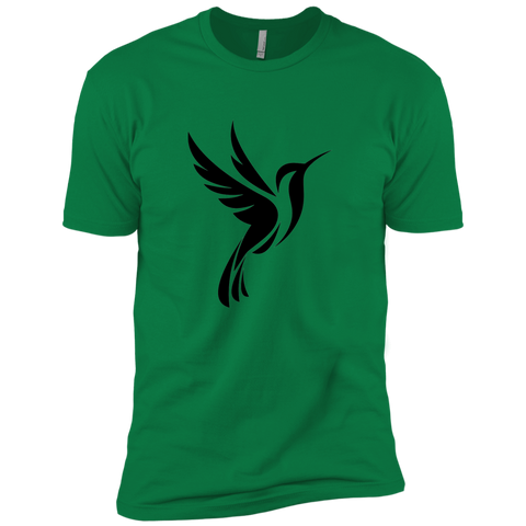 Image of Hummingbird Spot Logo - Men's Short Sleeve T-Shirt
