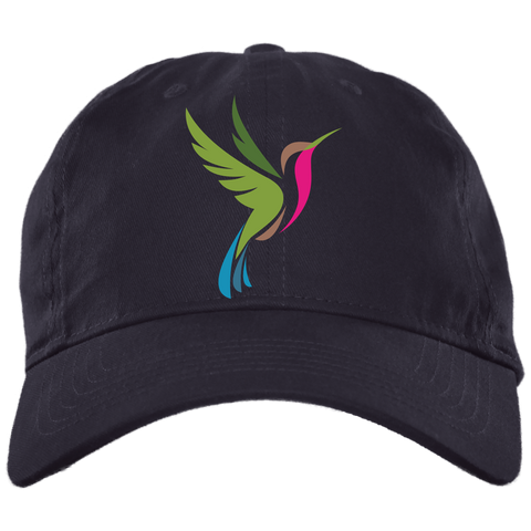 Image of Brushed Twill Unstructured Hat