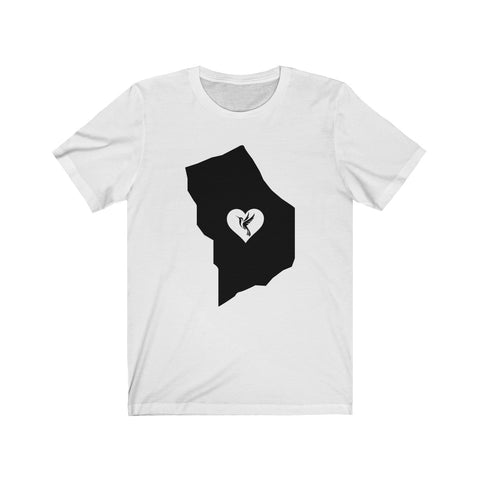 Image of Rhode Island - Hummingbird Lover Tee