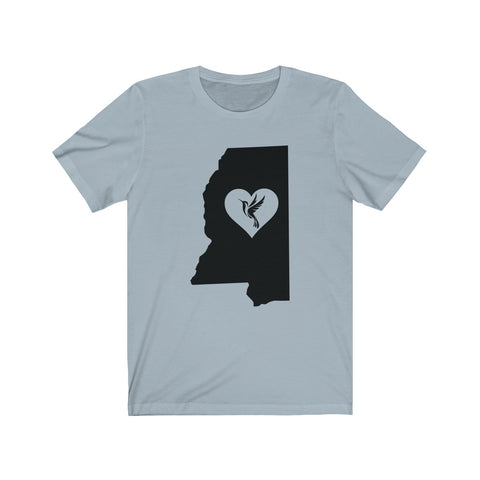Image of Mississippi - Hummingbird Lover Tee