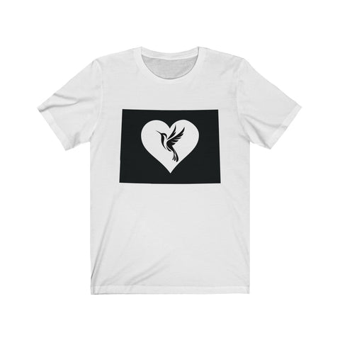 Image of Colorado - Hummingbird Lover Tee