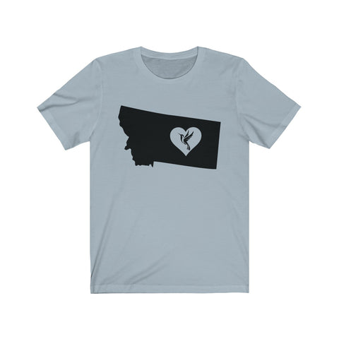 Image of Montana - Hummingbird Lover Tee