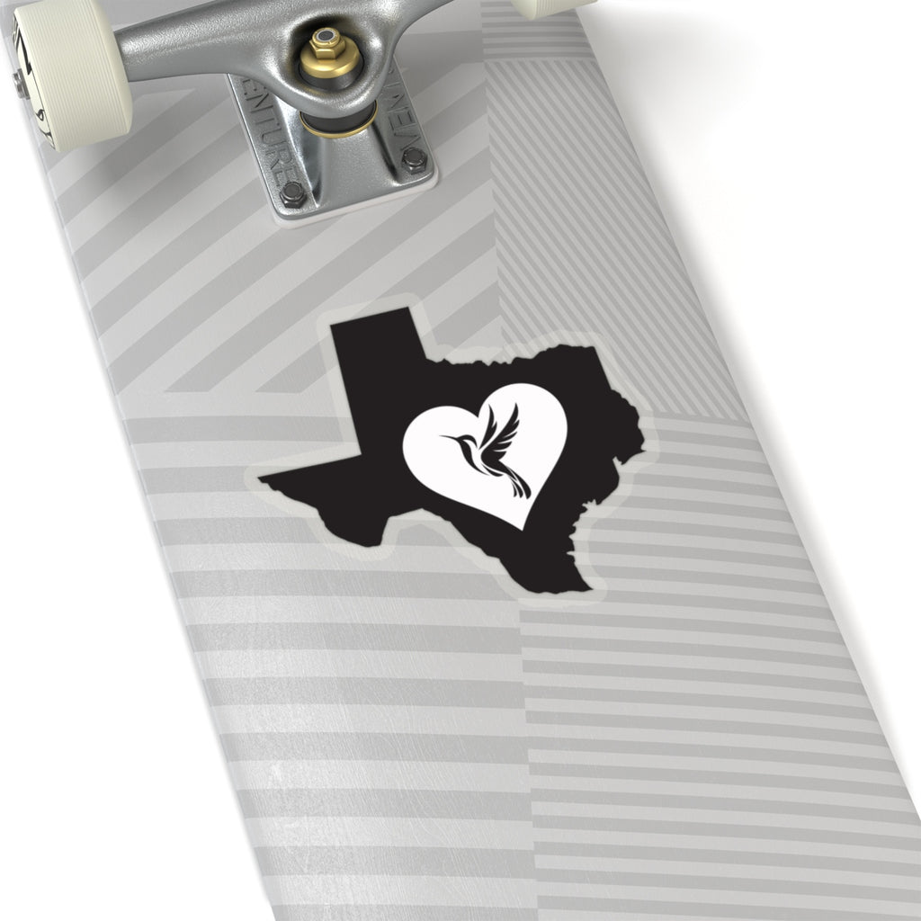 Texas - Hummingbird Lover Sticker