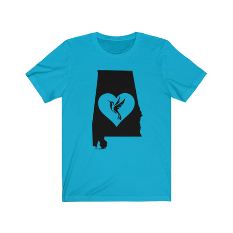 Alabama - Hummingbird Lover Tee